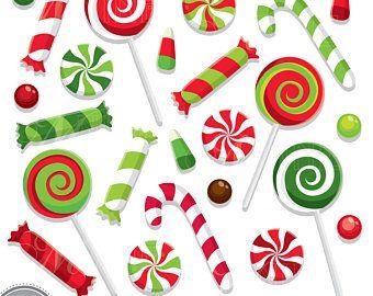 Rainbow sweet shop birthday. Lollipop clipart holiday candy