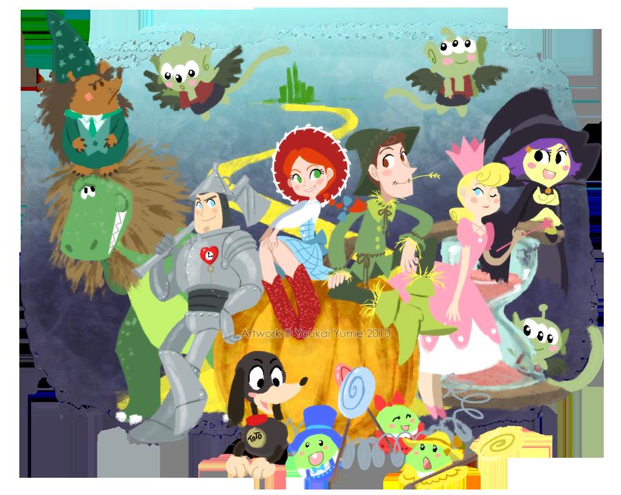 Lollipop clipart lollipop guild. Toy story of oz