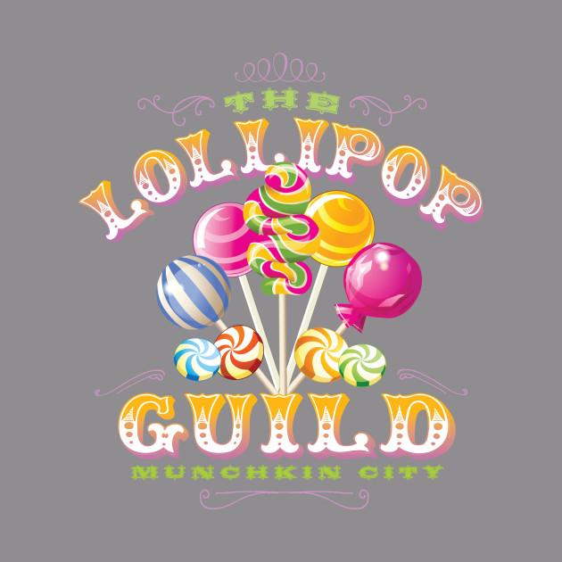 The . Lollipop clipart lollipop guild