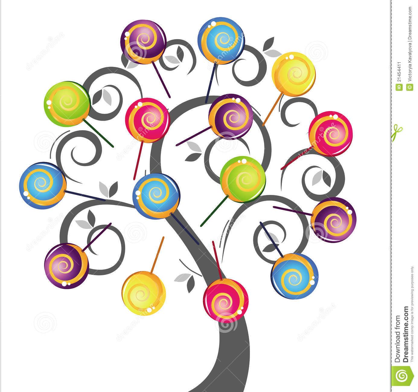 Lollipop clipart lollipop tree. Pin by kt emmerson
