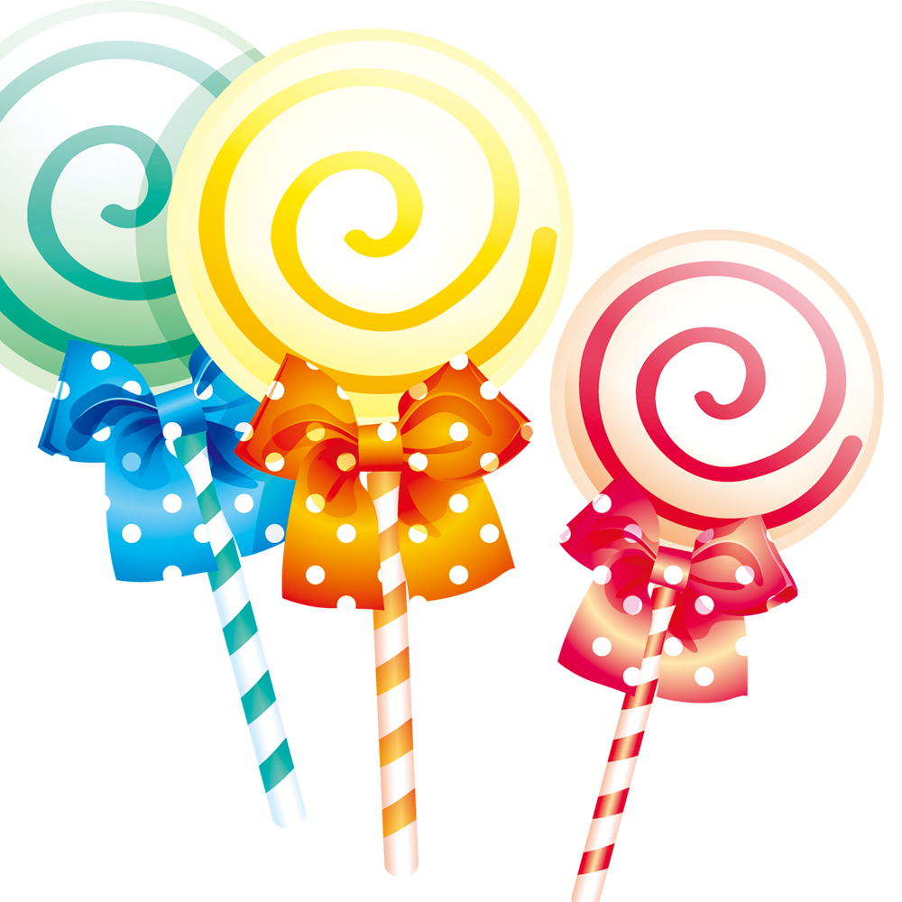 Lollipop clipart many candy. Drawing cartoon
