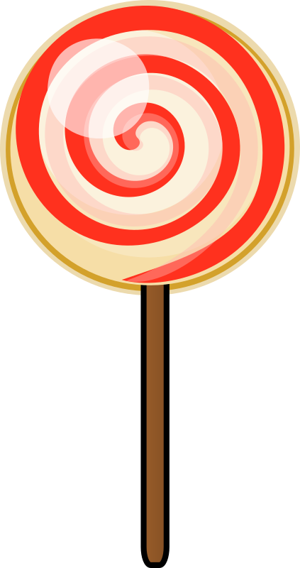 Medium image png . Lollipop clipart many candy