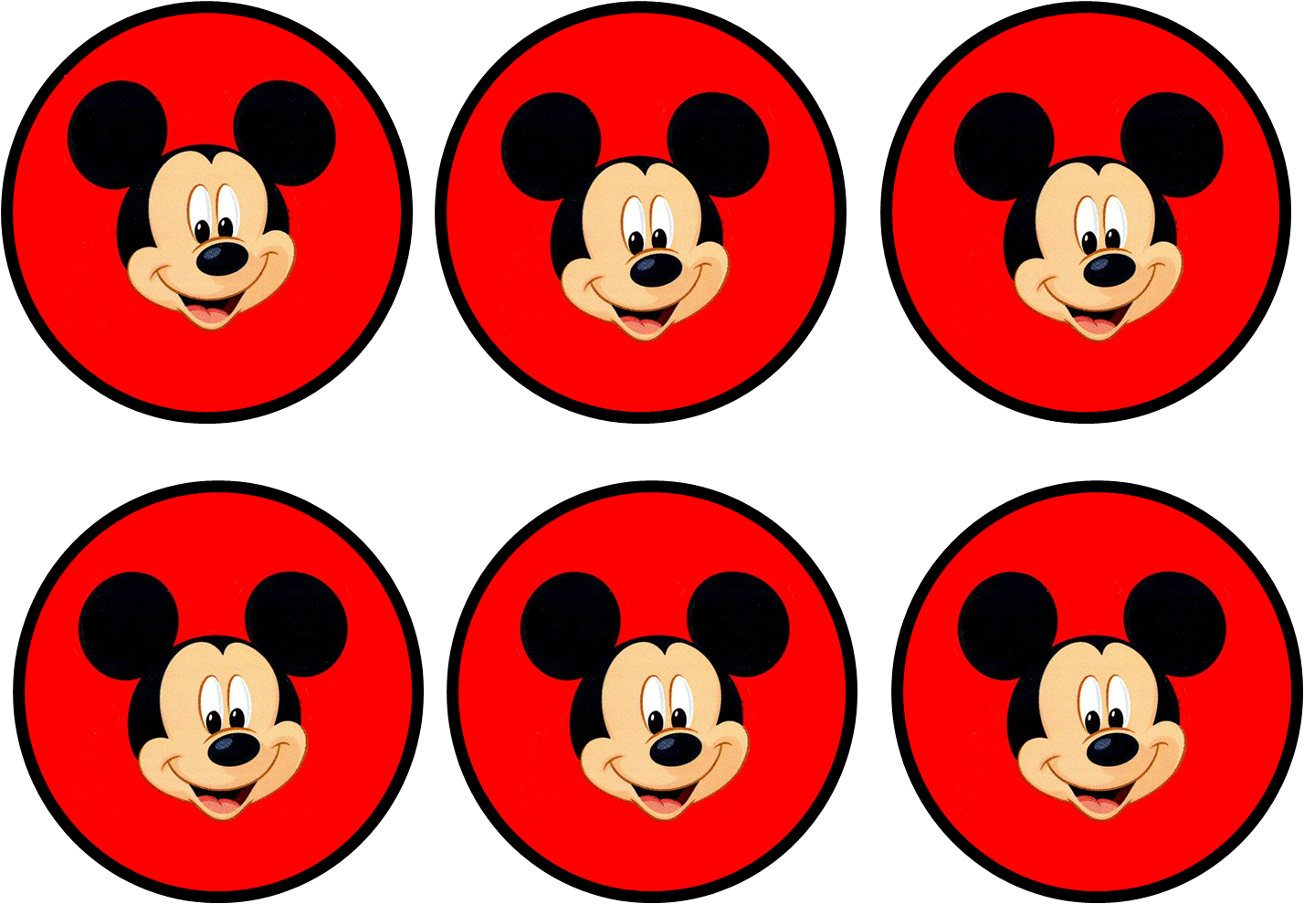 In red free printable. Lollipop clipart mickey mouse ear
