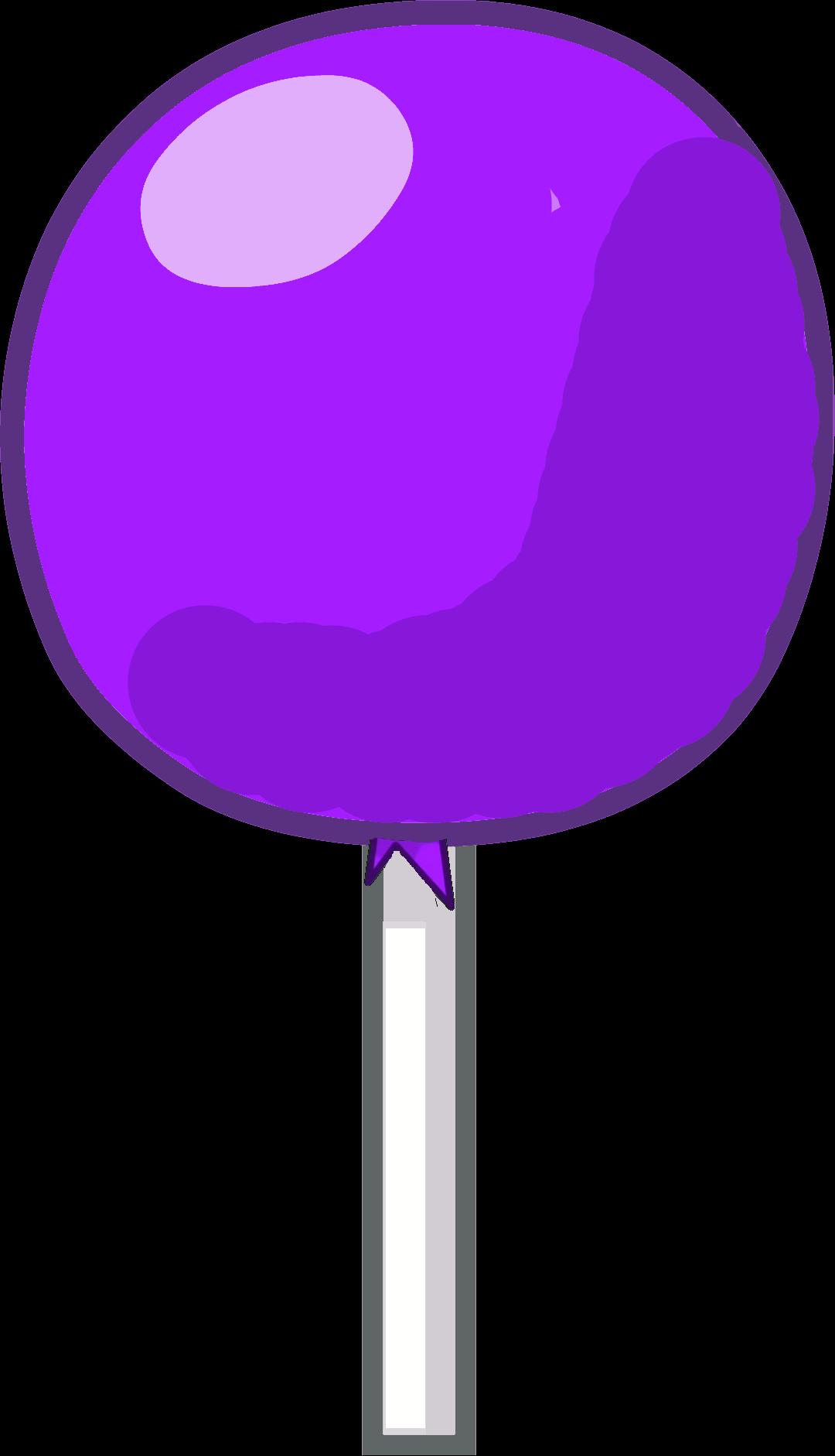 Image fanmade debut png. Lollipop clipart purple lollipop