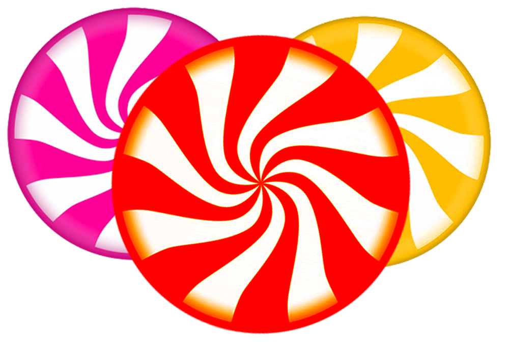 Candy cane clip art. Lollipop clipart round thing