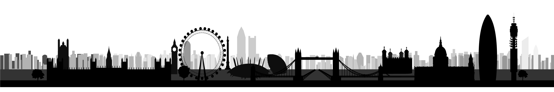 Images of city vector. Skyline clipart skyline london