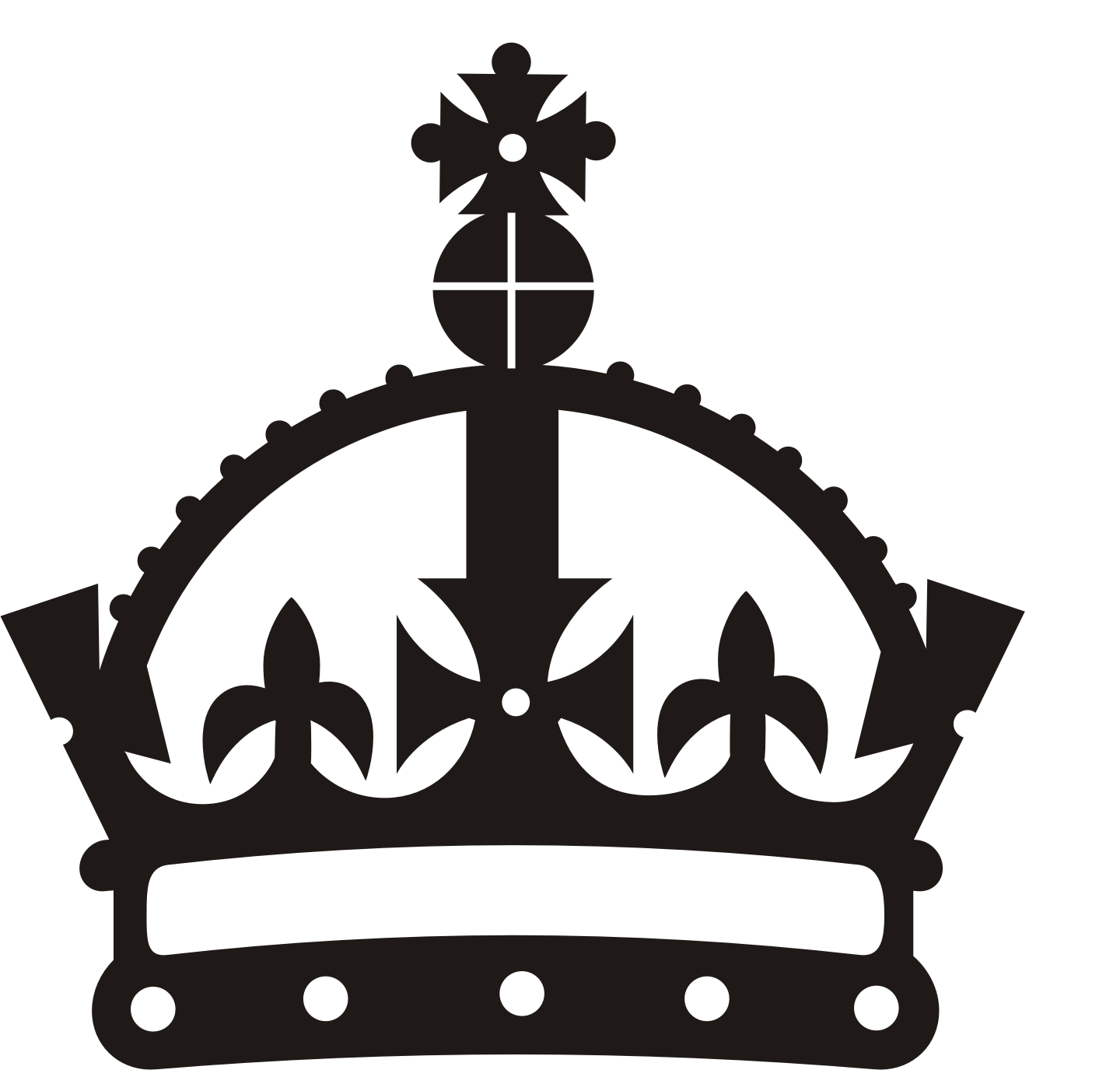 Crown clip art library. Queen clipart queen british