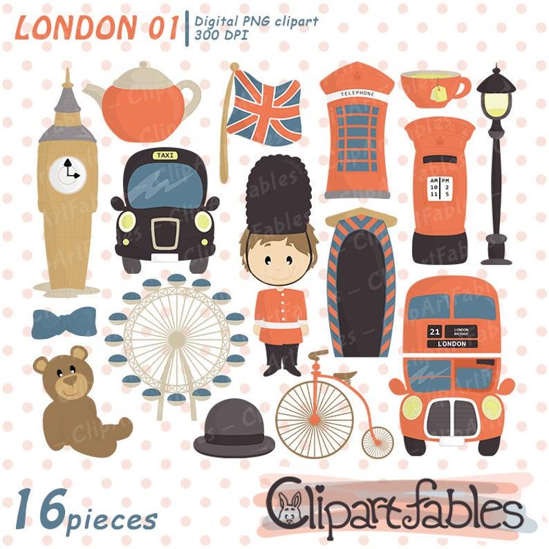 Europe clip art england. London clipart cute