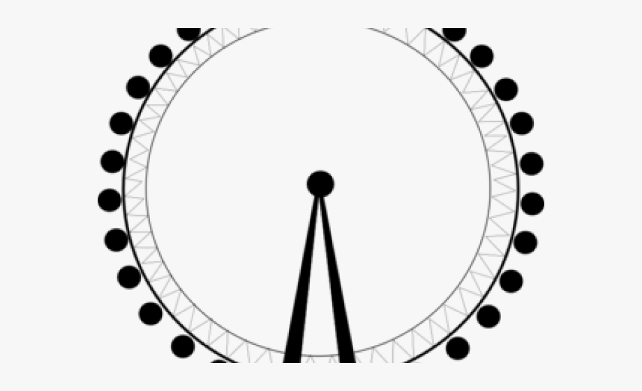 London clipart ferris wheel london. Eye drawing love simon