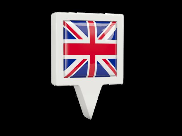 Weird and wonderful part. London clipart flag
