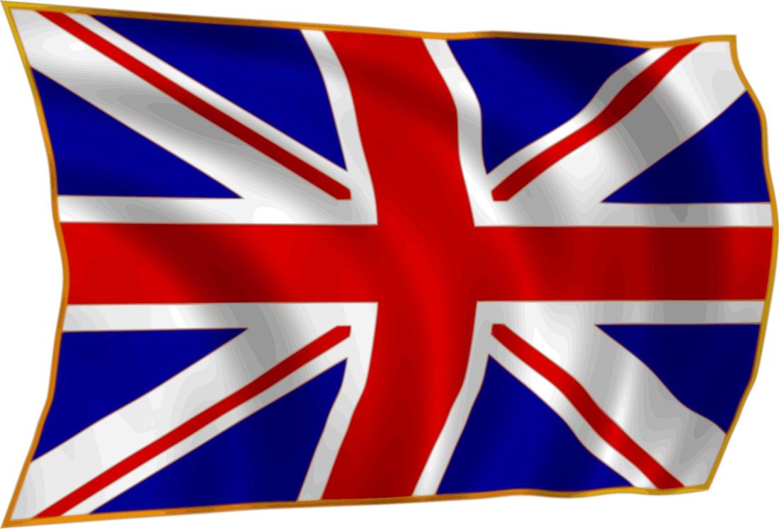 Artsy bee digital images. London clipart flag