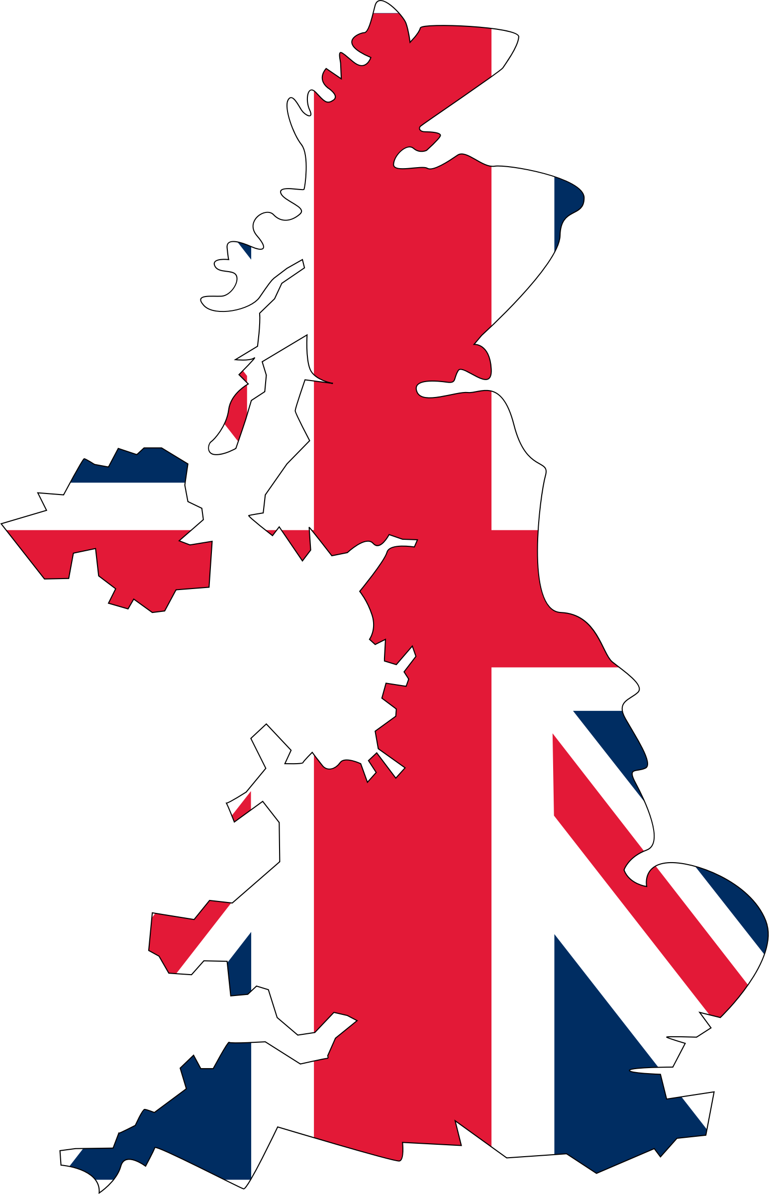 London clipart flag. United kingdom map by