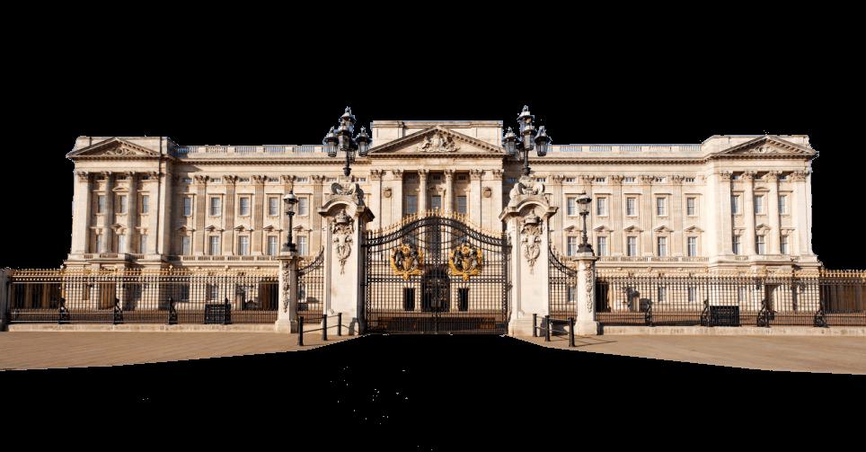 Palace clipart transparent. Buckingham png stickpng