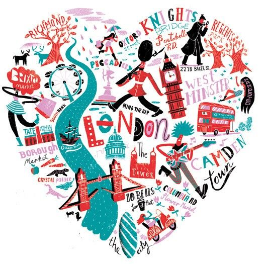 Cliparts free download best. London clipart heart