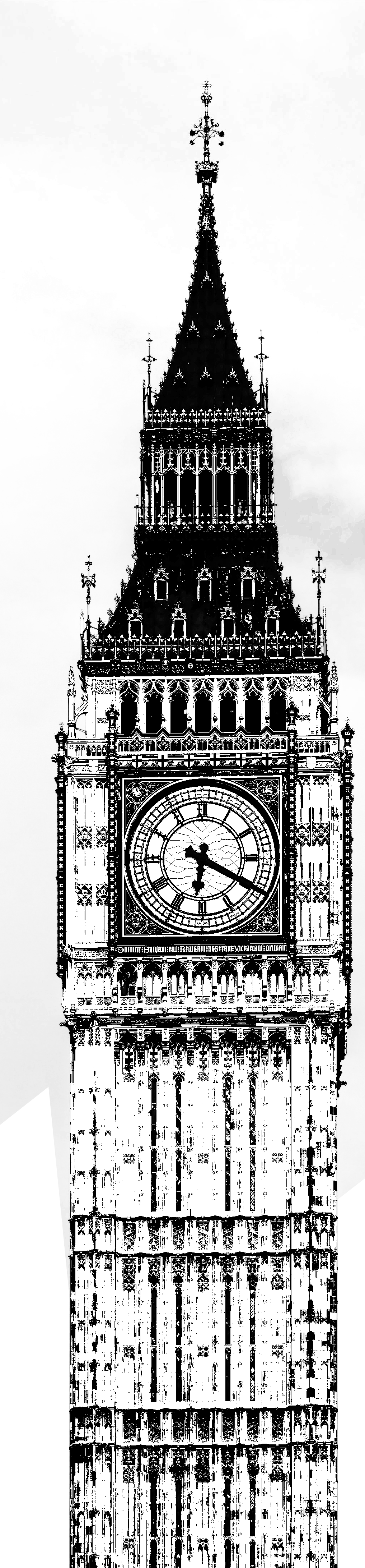 London clock png transparent. Tower clipart medieval tower