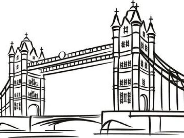 London clipart london bridge. Drawing free download best