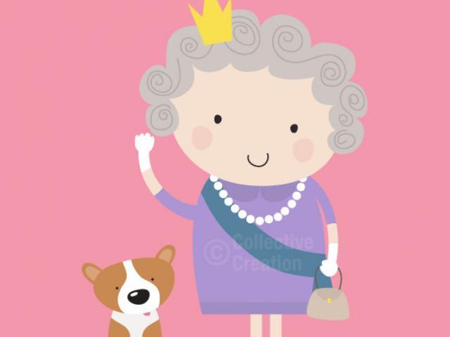 Queen clipart queen london. Free download clip art
