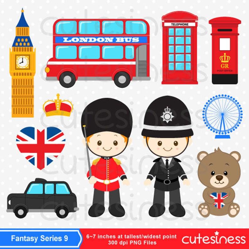 London clipart thing british. England