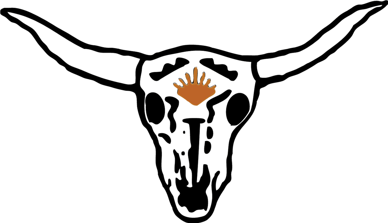 Longhorn clipart animal skull. Mammoth undertakings web services