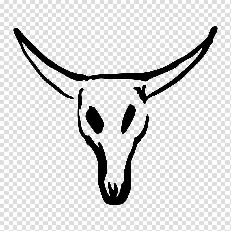 Longhorn clipart background. Texas skull line art