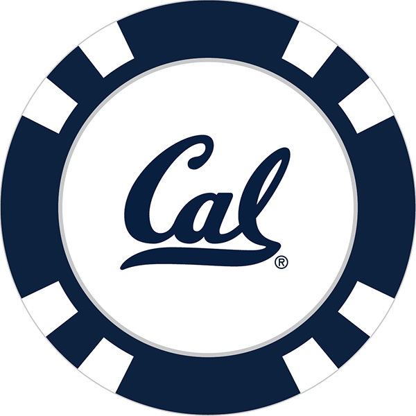 Cal berkeley team golf. Longhorn clipart cap