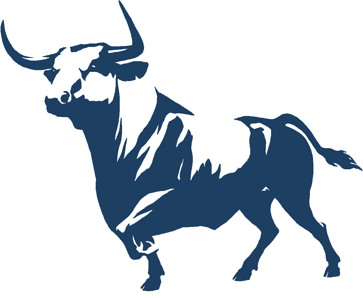 Longhorn clipart cattle drive. About blisk financial group