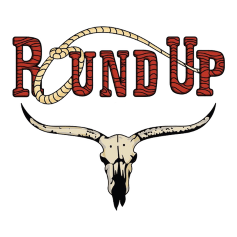 Work easg graphics web. Longhorn clipart cattle roundup
