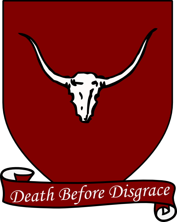 House bulwer a wiki. Longhorn clipart decal