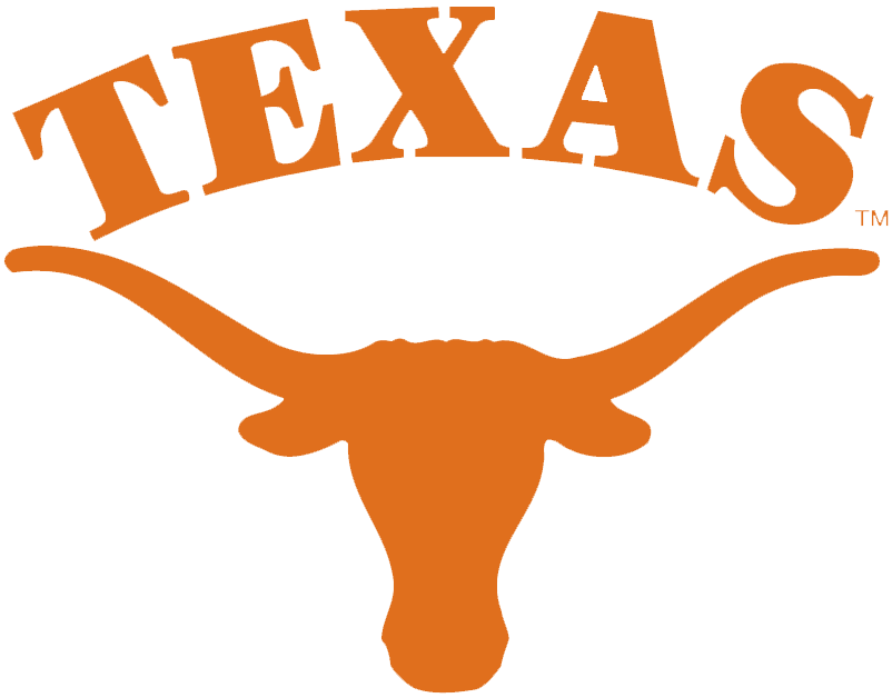 The university of texas. Longhorn clipart decal