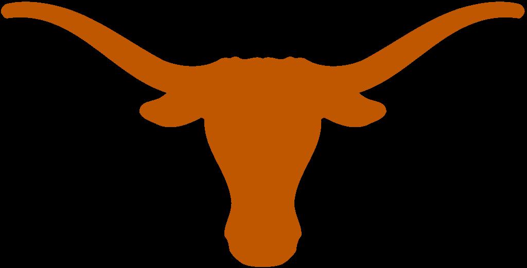 Longhorn clipart emblem. File texas longhorns logo