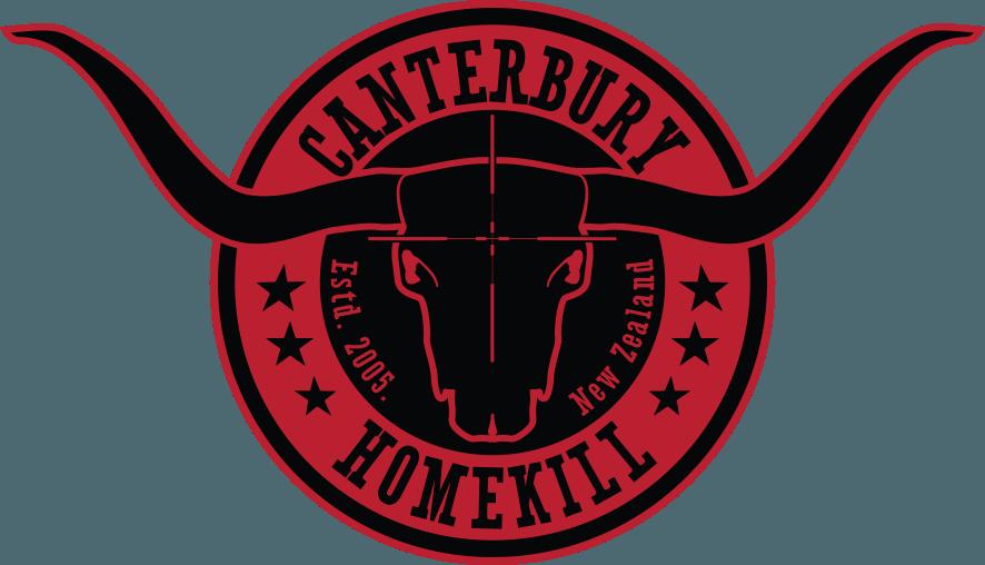 Longhorn clipart emblem. Canterbury home kill a