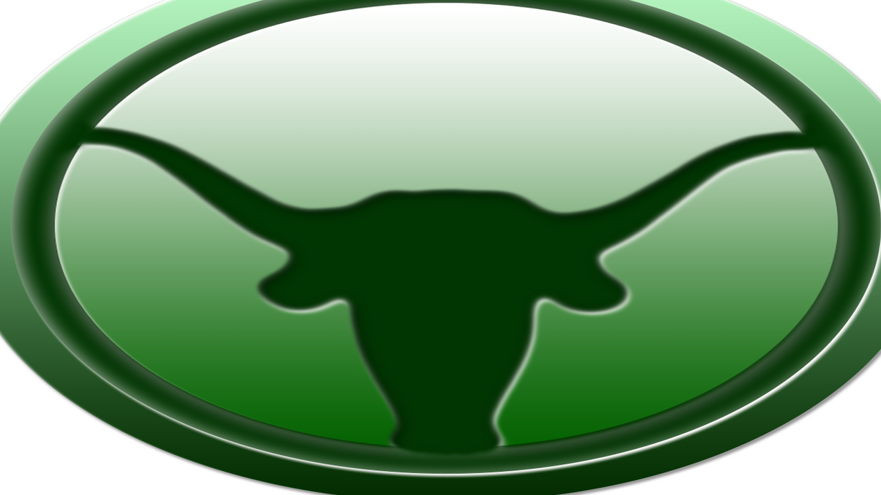 Carl estep very first. Longhorn clipart emblem