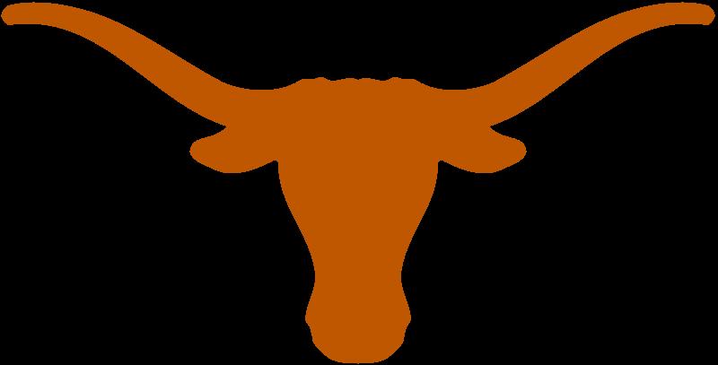 longhorn clipart emblem #125396132
