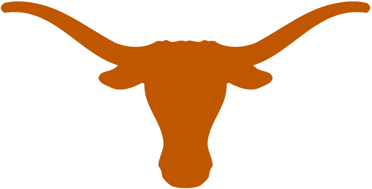Longhorn clipart emblem. Texas longhorns logo airplane
