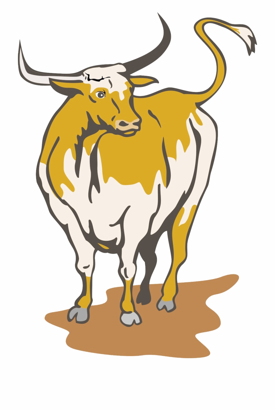 Longhorn clipart horns. Clip art download english