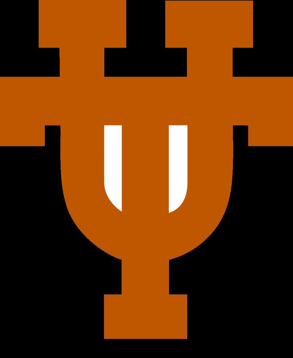 File ut t text. Longhorn clipart mascot