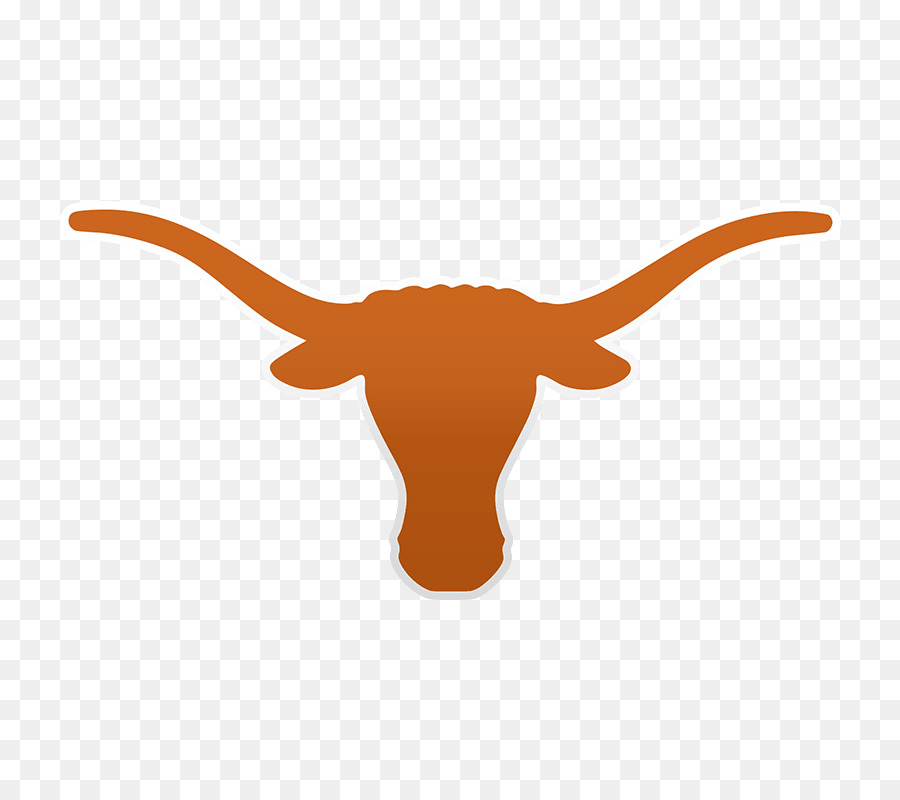 Longhorn clipart orange. American football background sports