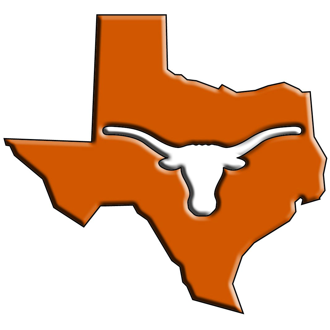 Pin by tenorange on. Longhorn clipart orange