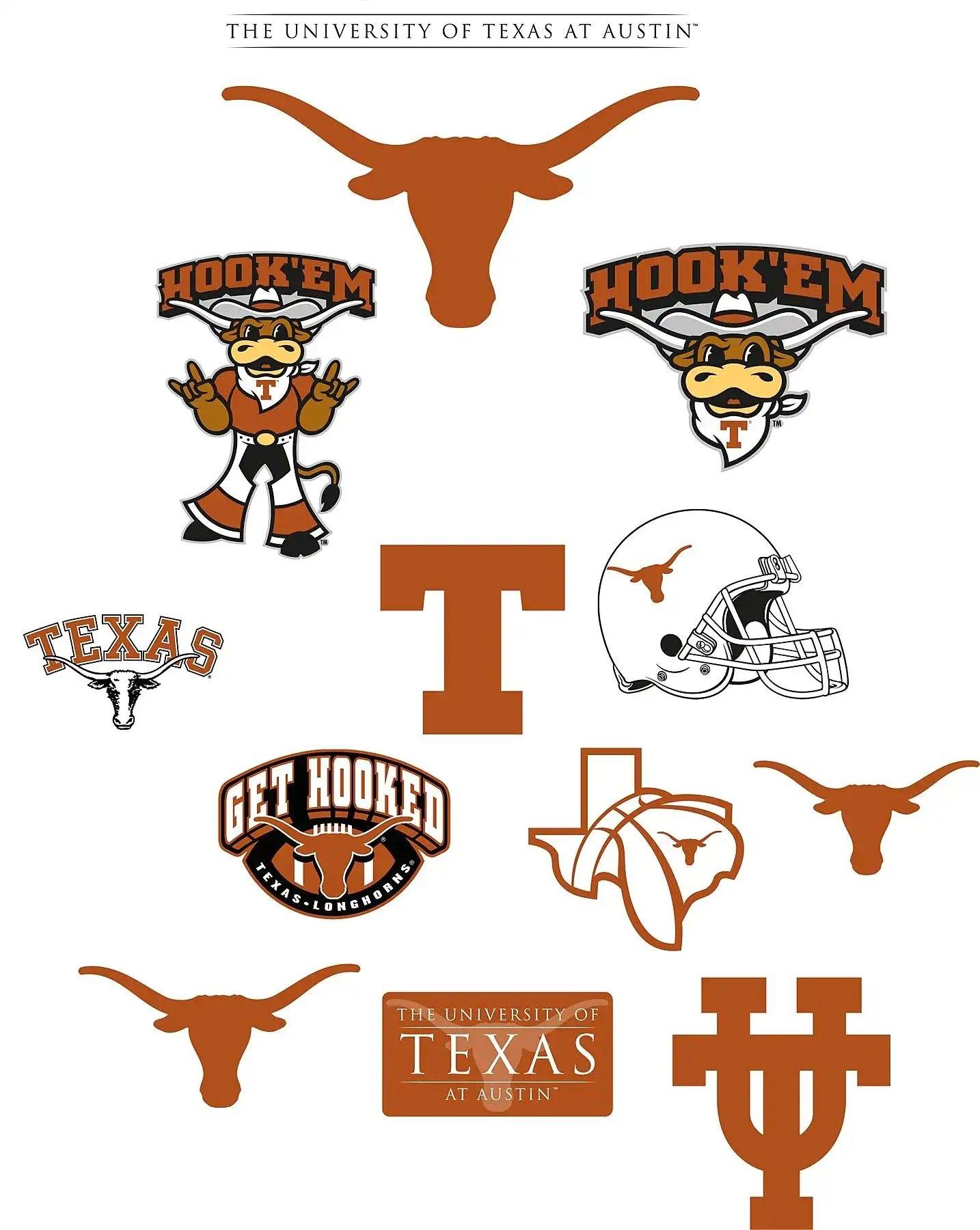 Longhorn clipart texas university. Longhorns fbs logos logo