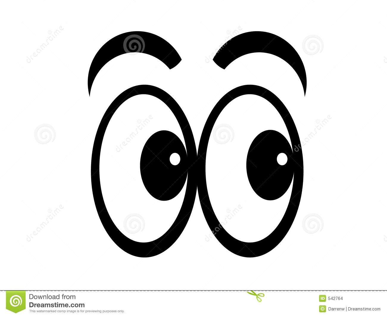Look clipart. Unique of black and
