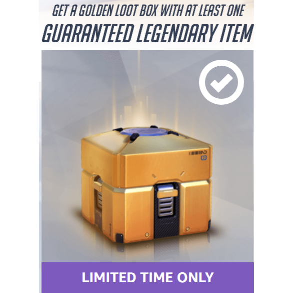 Other gameflip. Loot box overwatch png