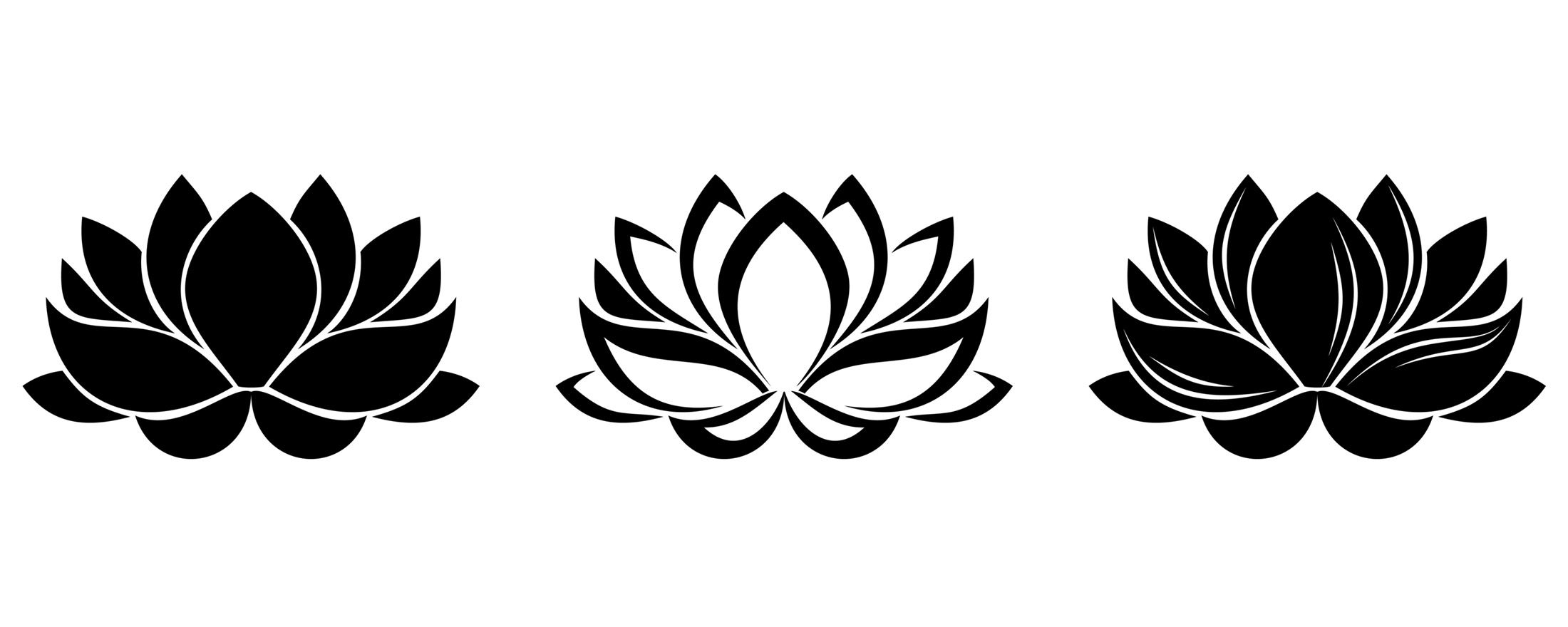 Lotus clipart. Colouring picture of best