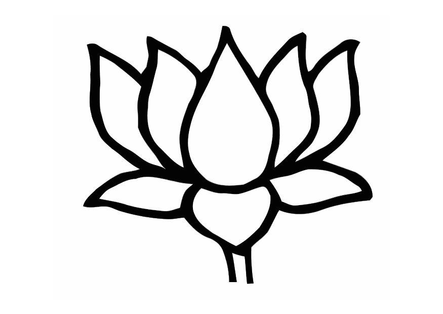 Free download clip art. Lotus clipart