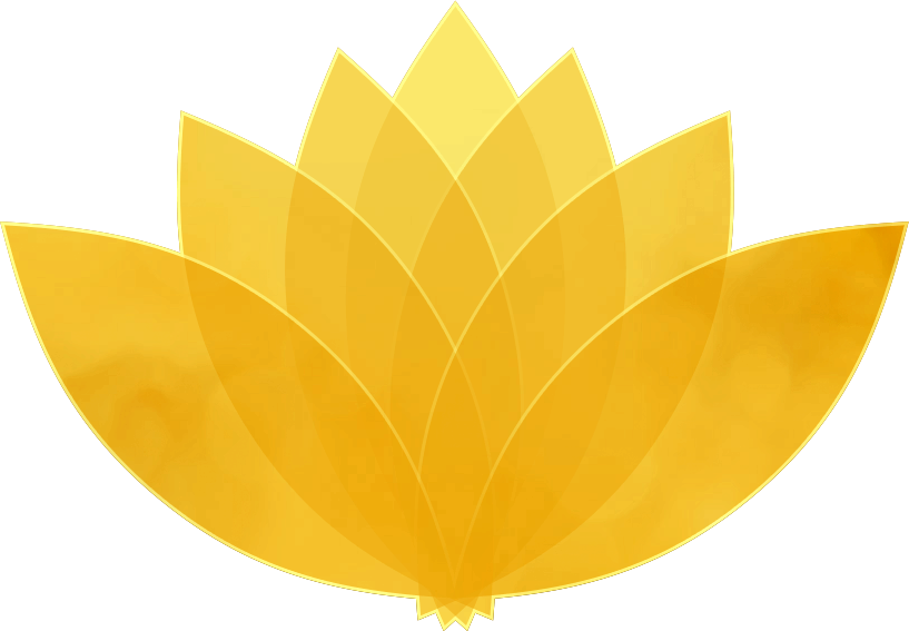 Blooming massages our philosophy. Lotus clipart beauty spa
