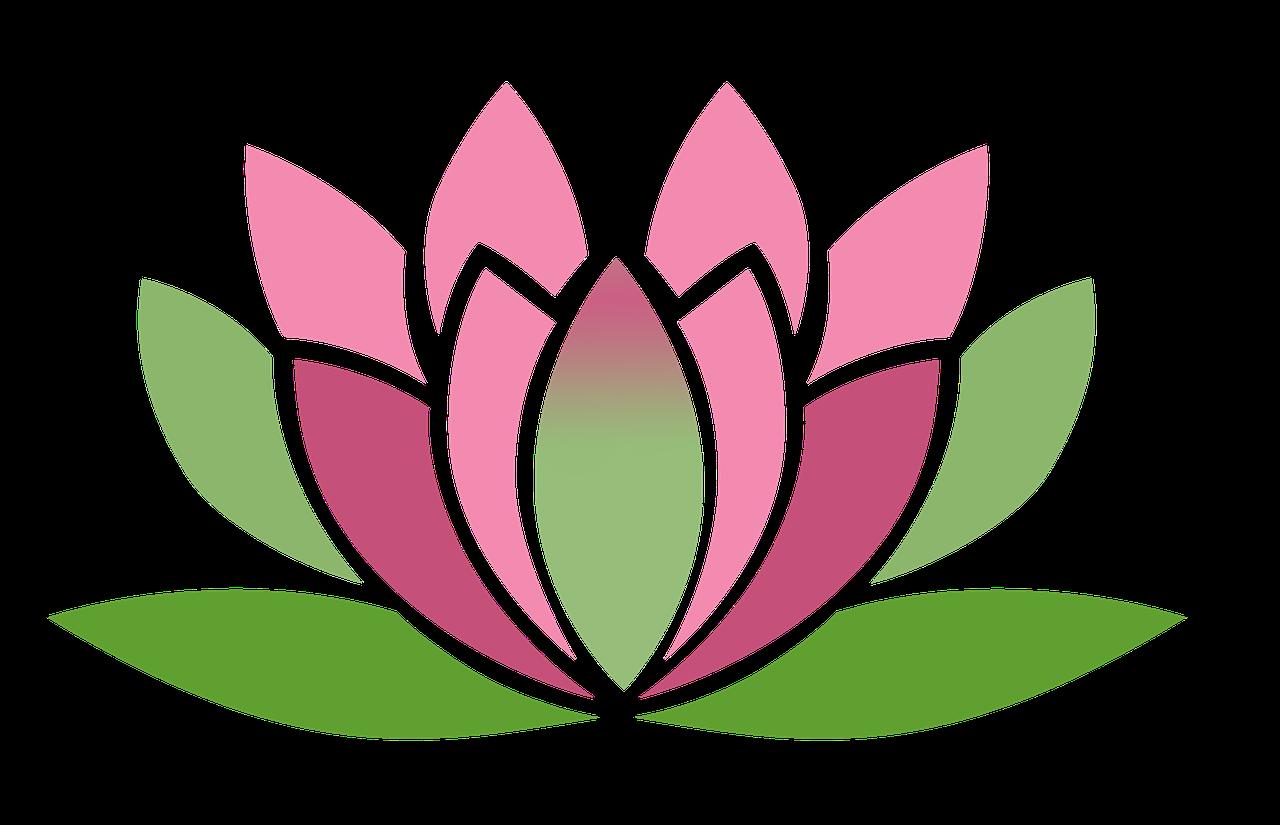 Lotus clipart lotus plant. Nelumbo nucifera silhouette position