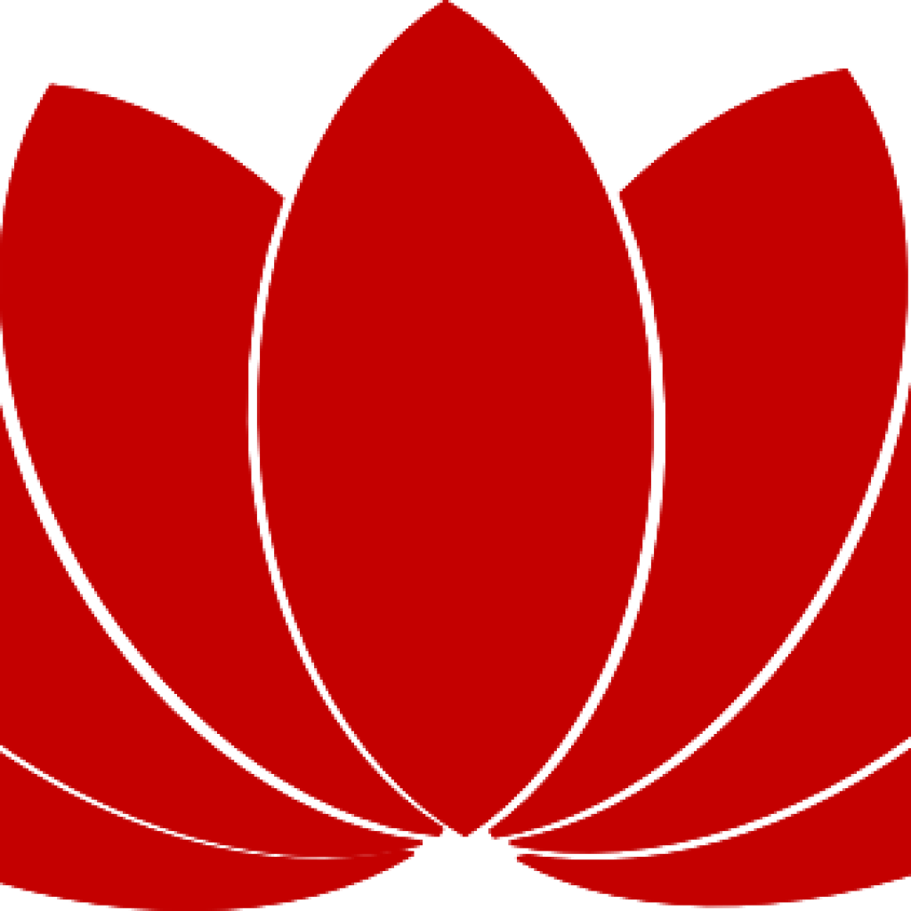 Flower clip art cliparts. Lotus clipart red lotus