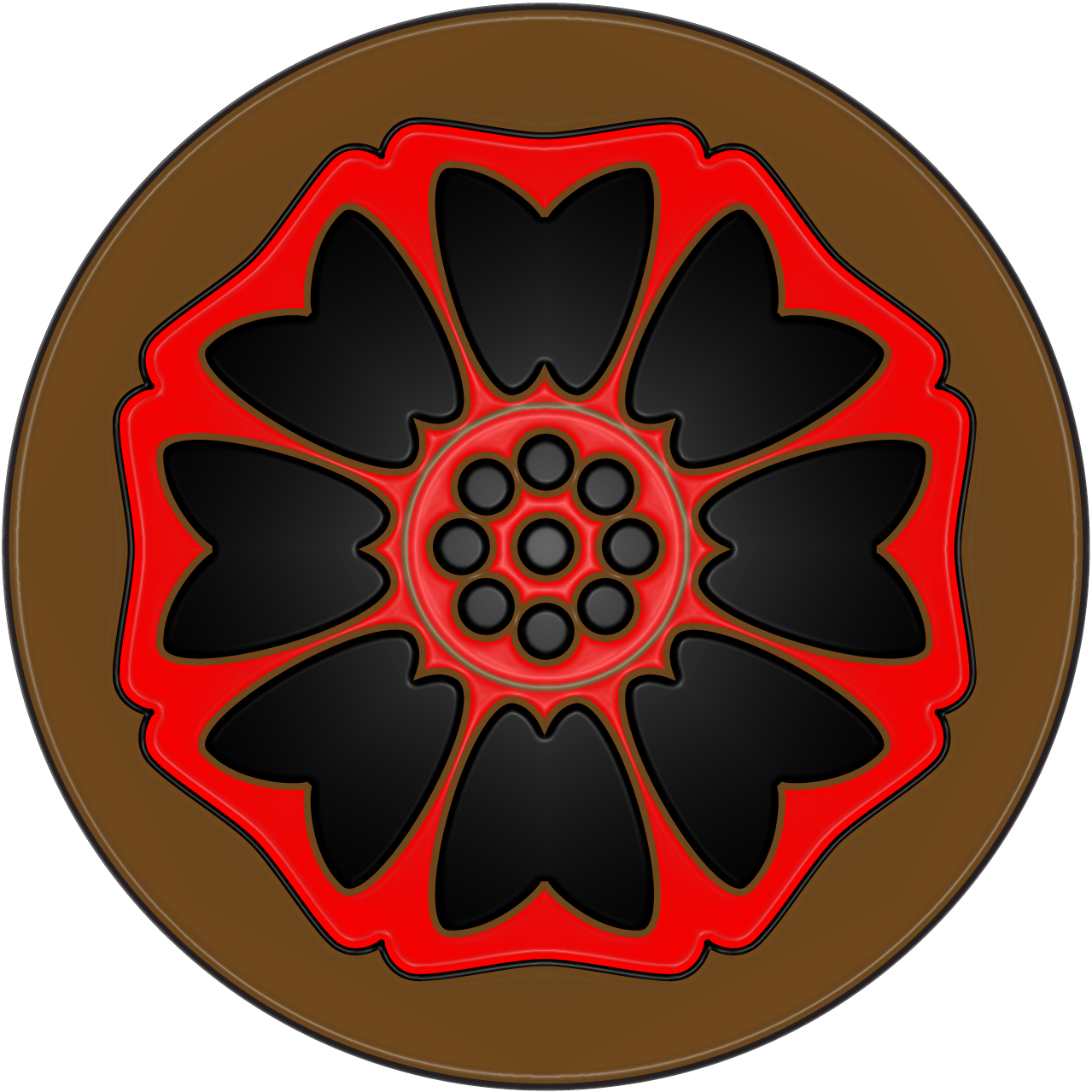 Lotus clipart red lotus. Image black tile png