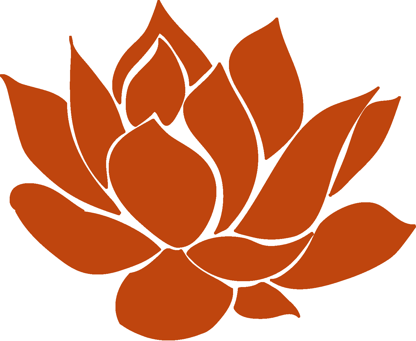 Life foundation . Lotus clipart red lotus