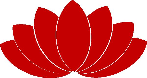 Clip art images pink. Lotus clipart red lotus