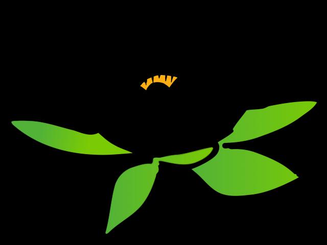 Leaf easy free on. Lotus clipart simple